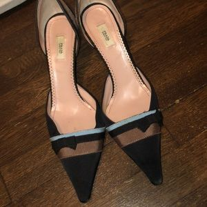 Prada high heels open to offers